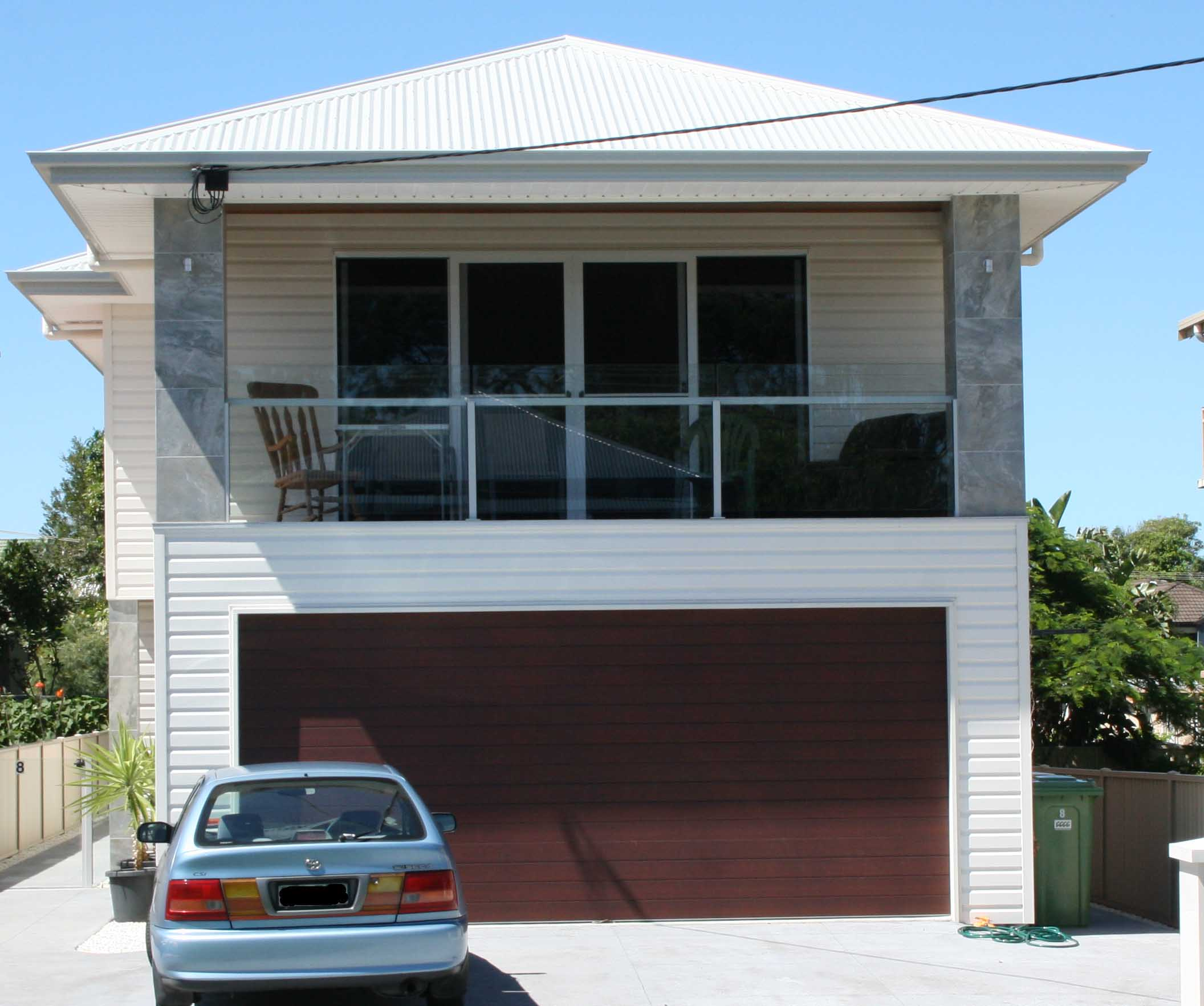Wooden Cladding Before And After ~ House wall cladding far north qld brisbane